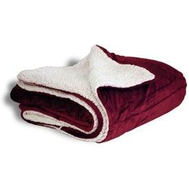 Custom Sherpa Blankets
