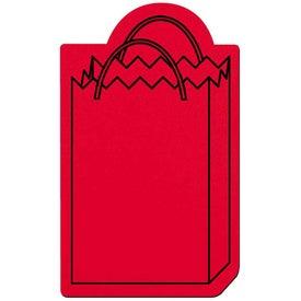 Monogrammed Shopping Bag Jar Opener