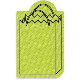 Personalized Shopping Bag Jar Opener