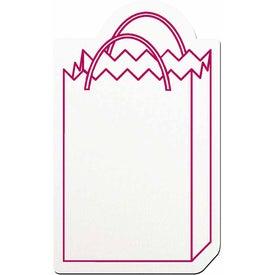 Imprinted Shopping Bag Jar Opener