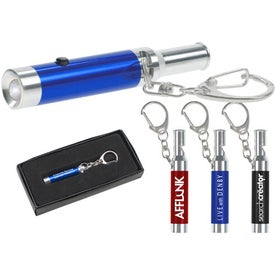 Signature Whistle Keylight Branded with Your Logo