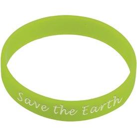 Custom Silicone Awareness Bracelet