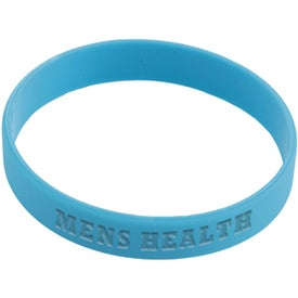 Silicone Awareness Bracelet for Customization