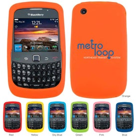 Company Silicone Case for Blackberry Curve