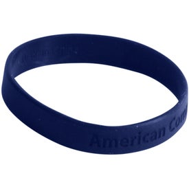 Personalized Silicone Bracelet