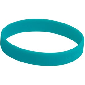 Silicone Bracelet Branded with Your Logo