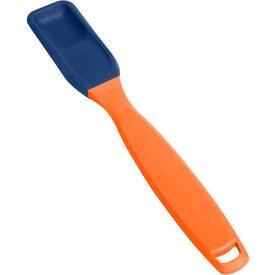 Company Silicone Condiment Spoon