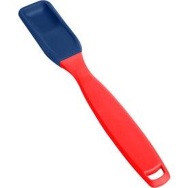 Custom Silicone Condiment Spoon
