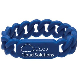 Silicone Link Wristband Giveaways