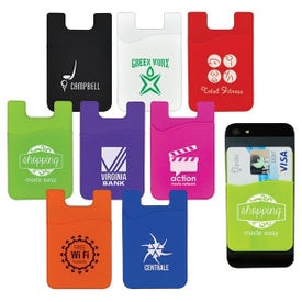 Silicone Mobile Pockets