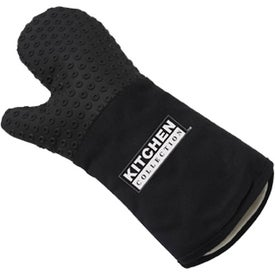 Customized Silicone Oven Mitt