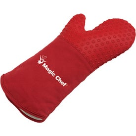 Advertising Silicone Oven Mitt