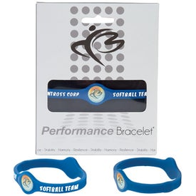 Printed Silicone Performance Bracelet