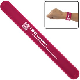 Personalized Silicone Slap Bracelet