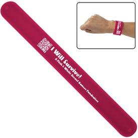 Personalized Silicone Slap Bracelet