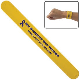 Custom Silicone Slap Bracelet
