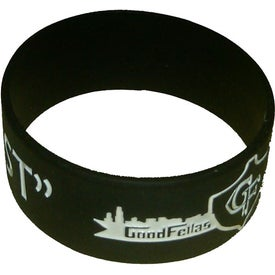 Printed Silicone Wristband for Your Church
