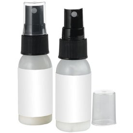 Silver Fox Sunscreen SPF15 Spray for Promotion