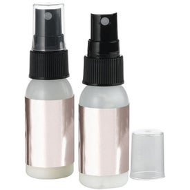 Customized Silver Fox Sunscreen SPF15 Spray
