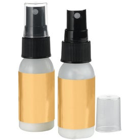 Imprinted Silver Fox Sunscreen SPF15 Spray