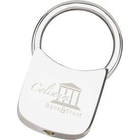 Twist-Lock Keyholder (Silver)