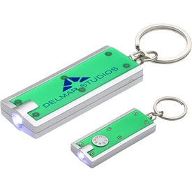 Simple Touch LED Key Chain Giveaways