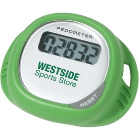 Logo Simple Shoe Pedometer