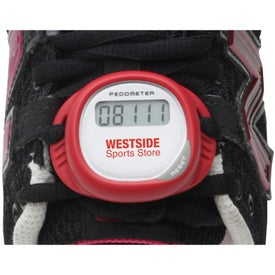 Simple Shoe Pedometer for Your Company