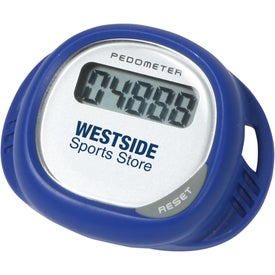 Simple Shoe Pedometer