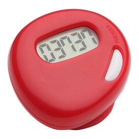 Simple Step Pedometer for Advertising