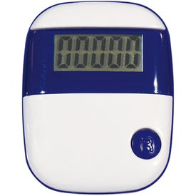 Company Simple Step Pedometer