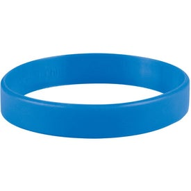 Single Color Silicone Bracelet for Marketing