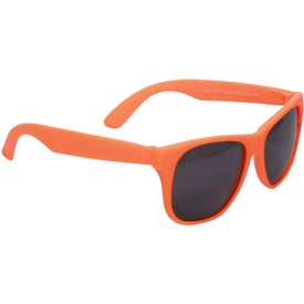 Single Tone Matte Sunglasses Giveaways