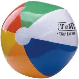 """Six Color Beach Ball (16"""")"""