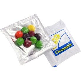 Custom Skittles Treat Packet