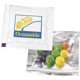Skittles Treat Packet with Your Logo