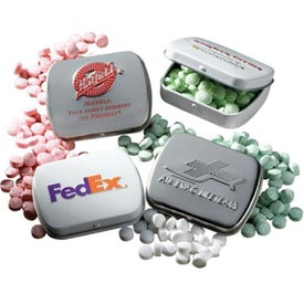 Slalom Mint Tin with Mints