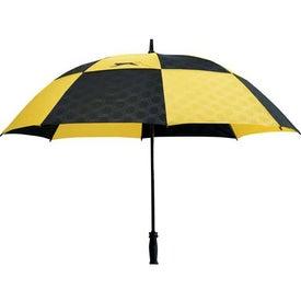 Advertising Slazenger Logo Manual Vented Umbrella