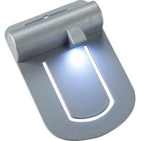 Custom Slide Book Light