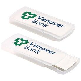 Personalized Slide Right Bandage Dispenser