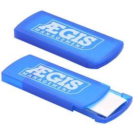 Logo Slide Right Bandage Dispenser