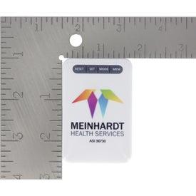 Slide Sensor Memory Pedometer for Promotion