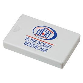 Slide Top Pill Box