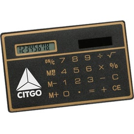 Slim Credit Card Calculator for Your Company