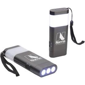 Slim Dual Flashlight