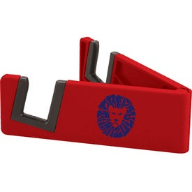 Slim Media Holder Branded with Your Logo