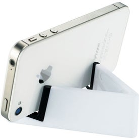 Imprinted Slim Media Holder