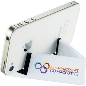 Slim Media Holder with Your Logo