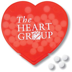 Slim Mints Heart Design