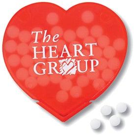 Slim Mints Heart Design